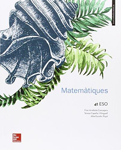 La - matematiques 4 eso llibre alumne