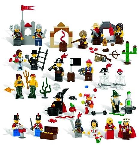 9349 lego conte de fées et de personnages historiques