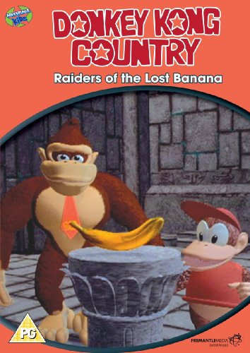 Raiders Of The Lost Bananas