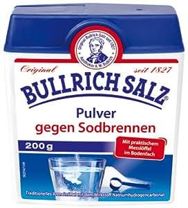 Bullrich Salz Pulver, 200 g