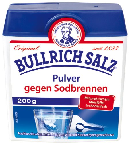 *Bullrich Salz, 200 g Pulver*