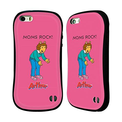 Ufficiale Arthur Lifes A Beach Personaggi Case Ibrida per Apple iPhone 6 Plus / 6s Plus Jane Read