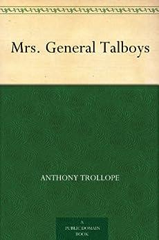 Mrs. General Talboys (English Edition) par [Trollope, Anthony]