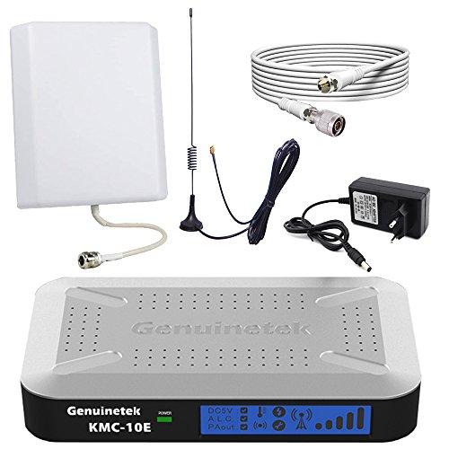 Foto de Amplificador cobertura móvil GSM 900 MHZ: LLAMADAS + 3G . Indicado para viviendas en zonas rurales.