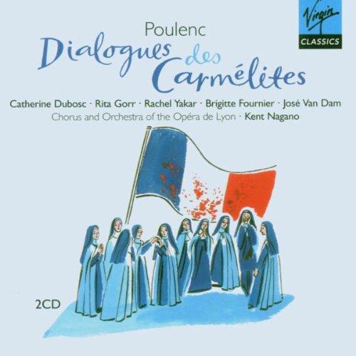 Dialogues Des Carmélites [Import anglais]