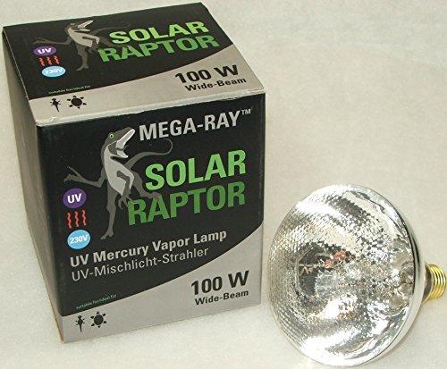 Econlux SolarRaptor 100W MVL PAR38