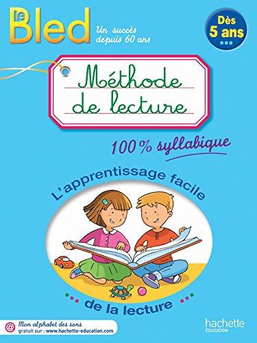 BLED - Méthode de lecture par Claude Couque