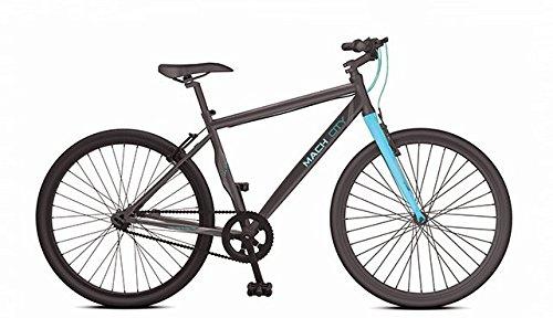 6. Mach City Munich Steel Bike/Bicycle