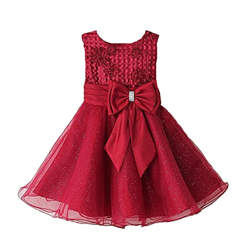 Bridesmaid/Flower Girl/Party/Christmas/Christening/Prom Dres.