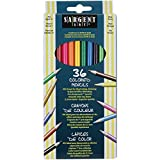 Best Sargent Art Coloring Pencils For Adults - Sargent Art 36-Count Assorted Colored Pencils Review