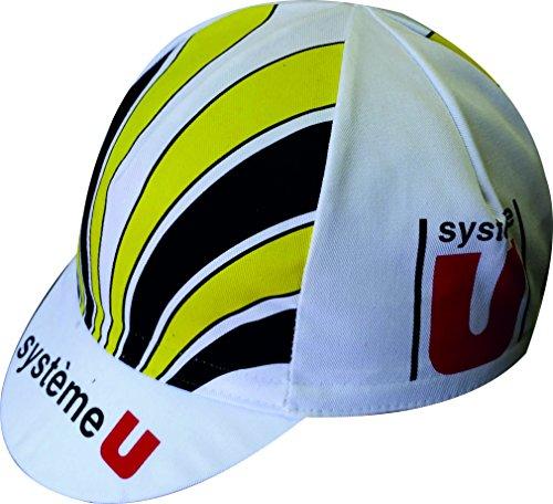 Gorra ciclismo Clasico SYSTEM U