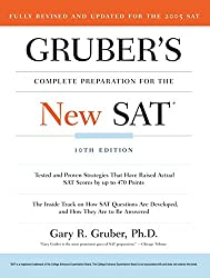 Gruber's Complete Preparation for the New SAT (Gruber's Complete SAT Guide)