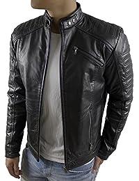 Suchergebnis auf Amazon.de für  LEDERJACKE - Jacken   Jacken, Mäntel ... 3e6d0b29b5