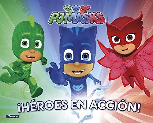 ¡Héroes en acción! (PJ Masks. Libro regalo)
