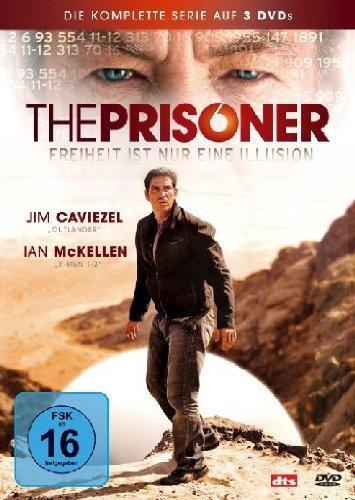The Prisoner - Freiheit ist nur eine Illusion [3 DVDs]