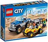 LEGO City Great Vehicles 60082: Dune Buggy Trailer