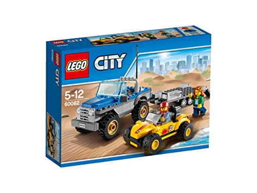 LEGO City Great Vehicles 60082 - Rimorchio Dune Buggy