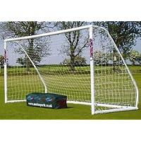 Brand New Samba Match Goals Football Fa Specifications Soccer Goal 12' X 6'