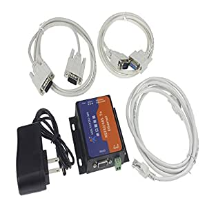 RS-485 serielle Device Server RS232 / Ethernet TCP IP-UDP-Converter-Server