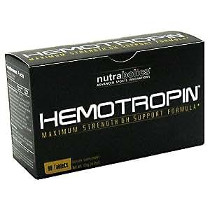Hemotropin - 90 comprimés - Nutrabolics