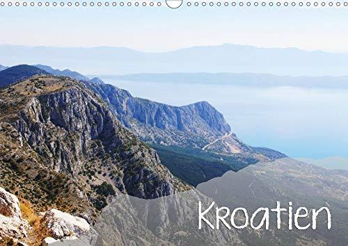 Kroatien (Wandkalender 2020 DIN A3 quer)