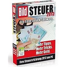 Bild Steuer 2013 (für Steuerjahr 2012)