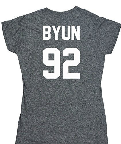 hippowarehouse-byun-92-printed-on-the-back-womens-fitted-short-sleeve-t-shirt