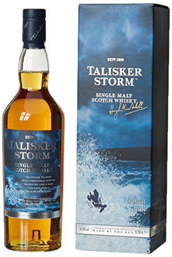 TALISKER STORM Ecosse Islay Single Malt Scotch Whisky 70 cl