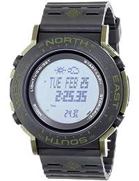 Columbia Ct008-050 - Reloj de aventura, color negro, talla M