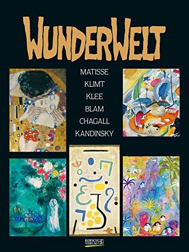 WunderWelt 2019: Großer Kunstkalender. Hochwertiger Wandkalender mit Meisterwerken der Kunst. Kunst...