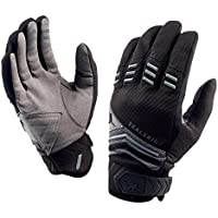 SEALSKINZ 100% Waterproof Glove - Windproof and Breathable - Added Palm Protection, Suitable for Mountain Biking in All Weather Conditions