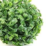 Good01 Künstliche Pflanze, Buchsbaum-Baum, Buchsbaum, Hochzeit Party Deko, plastik, Plant Ball, 25 cm