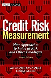 Credit Risk Measurement: New Approaches to Value at Risk and Other Paradigms (Wiley Finance)
