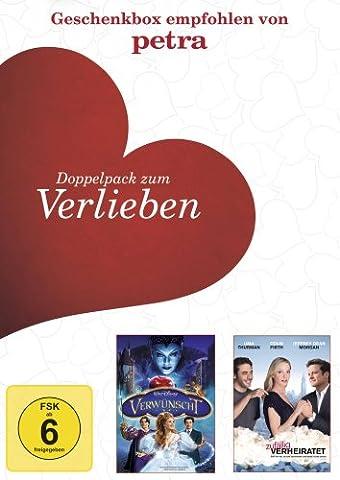 Petra Geschenkbox: Verwünscht / Zufällig verheiratet [2 DVDs] (Disney Verwünscht)