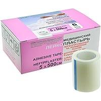 SFM Heftpflaster Polymer Polyethylen mit Plastikkern in Box, 5cm x 5m, (6St.) preisvergleich bei billige-tabletten.eu