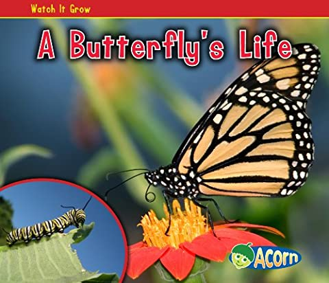A Butterfly's Life (Watch It Grow (Heinemann Library))