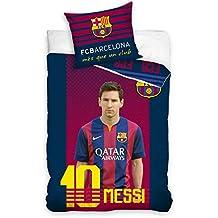 FC Barcelona MESSI Funda Nórdica y Funda de almohada