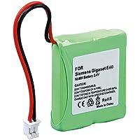 Goobay 42029 Hybride Nickel Metal 500mAh 2.4V batterie rechargeable - Batteries rechargeables (500 mAh, Hybrides nickel-métal (NiMH), 2,4 V, Vert)