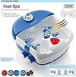 Pediküre fußbad Fußmassage Relif müde füße baden Foot SPA
