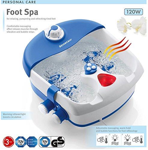 Pédicure Bain de pieds Foot Massage Relif pieds fatigués Bad