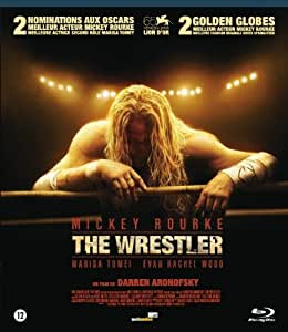 The Wrestler [Blu-ray] [Import belge]