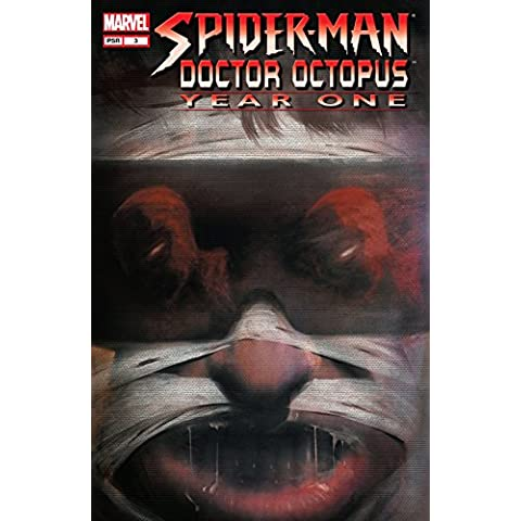 Spider-Man/Doctor Octopus: Year One (2004) #3 (of 5)