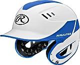 Rawlings Sporting Goods Senior Baseball R16Home Größe Helm, White Royal