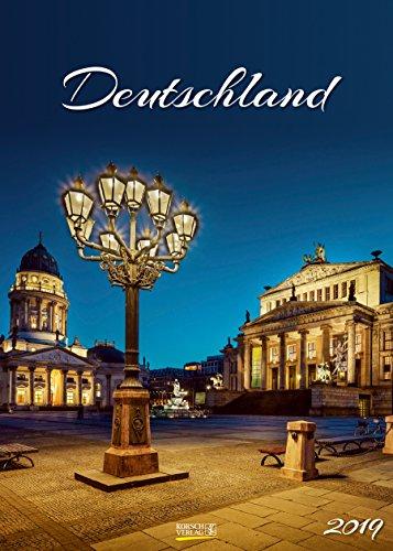 Großer Deutschlandkalender 217319 2019