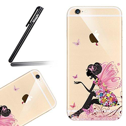 iphone-7-caseiphone-7-tpu-case-ukayfe-transparent-clear-soft-tpu-gel-case-cover-for-iphone-7-ultral-