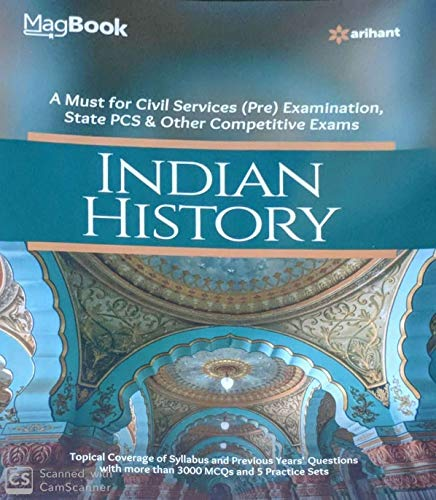 Magbook Indian History 2020