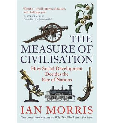 [( The Measure of Civilisation: The Story of Why the West Rules for Now )] [by: Ian Morris] [Feb-2013]