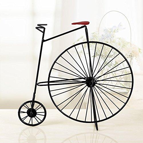 Su @ da Vintage Adorno de bicicleta Metal modelo creativo artesanía r