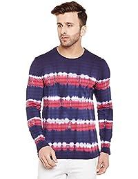 Le Bourgeois Tie Dye Print T-shirt