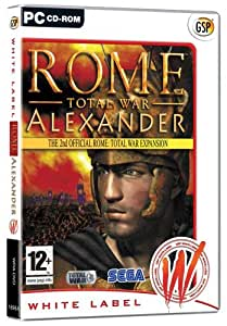 Rome Total War: Alexander - The 2nd Official Rome Total War Expansion (PC CD)